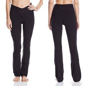NWT Yummie by Heather Thomson Leggings Pants Black